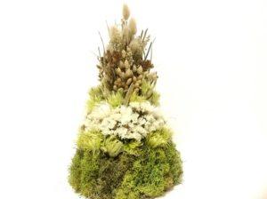 花と穂のピラミーデ