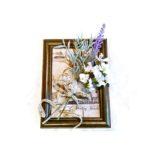 オルネフラワー フレーム花束