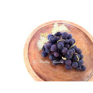 葡萄の壁掛け